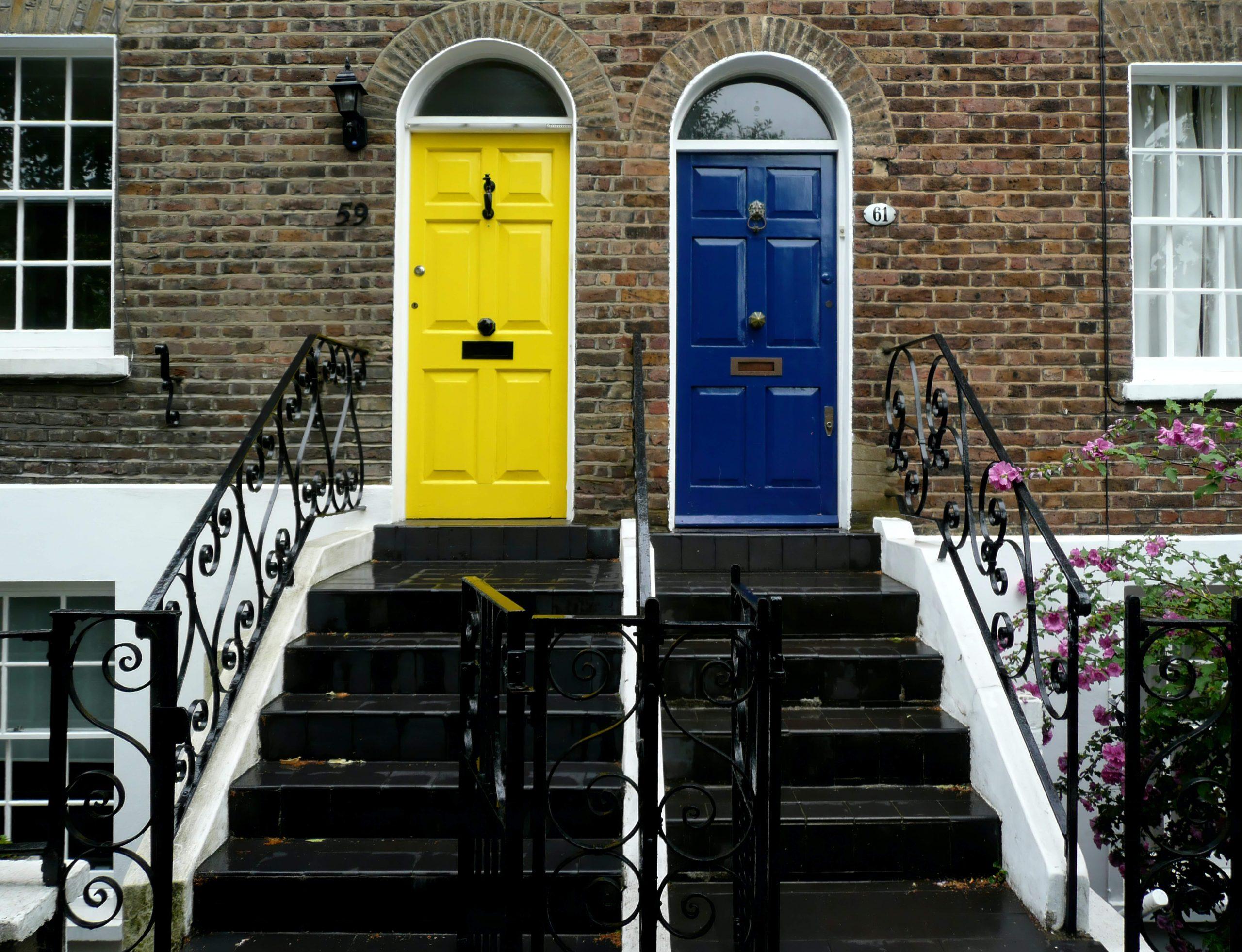 Latest Front Door Design Trends for 2021